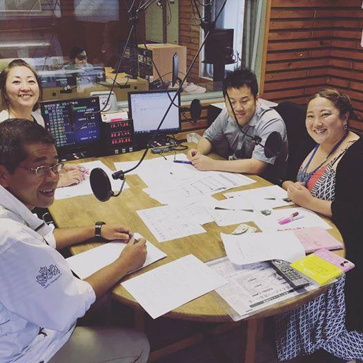 長崎NBCラジオ「情報コンビニ」