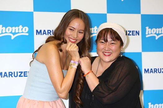 『運命のフォーチュンAmulet2』先日、丸の内 丸善本店でジェシカちゃんと出版イベントでした!!